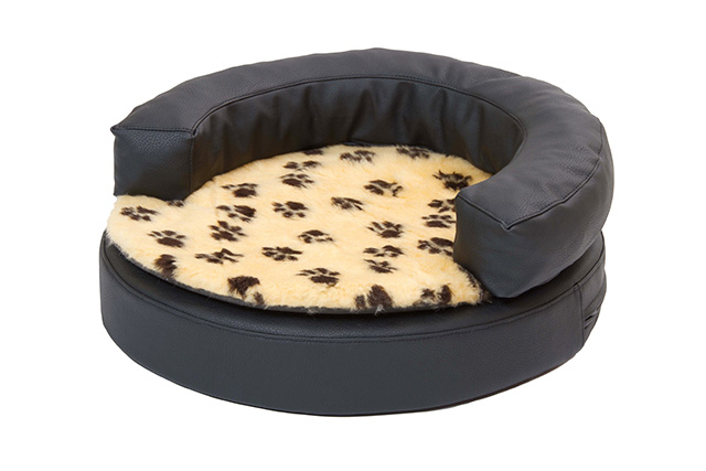 DoggyBed Soft Style rund